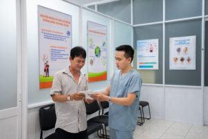 ths bác sĩ Lê Vũ Tân